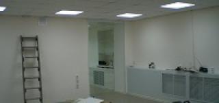 Электромонтажные работы в новом магазине